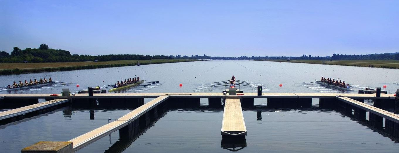 Dorney Lake near Maidenhead