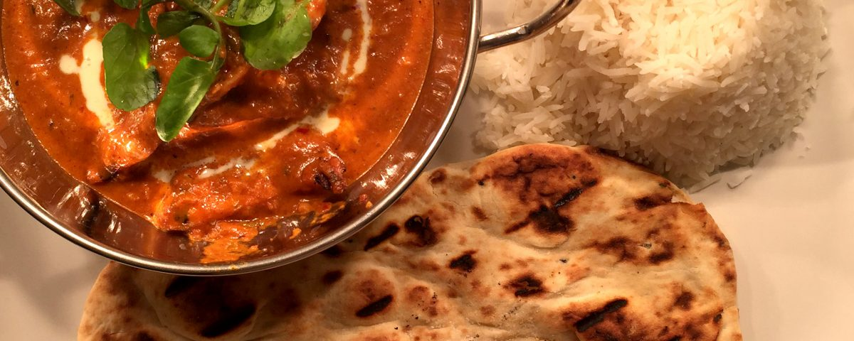 curry at business lunch in maidenhead