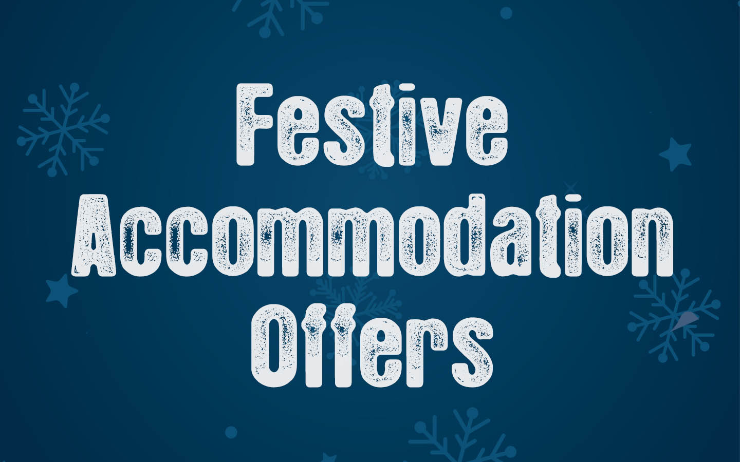 Offers Page Festive Accommodation